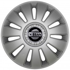 REX R15 с логотипом серый