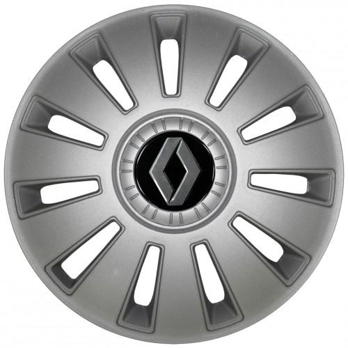 REX R16 с логотипом серый