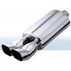 Прямоточный глушитель YFX-0639