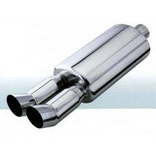 Прямоточный глушитель YFX-0640