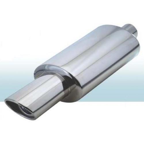 Прямоточный глушитель YFX-0678
