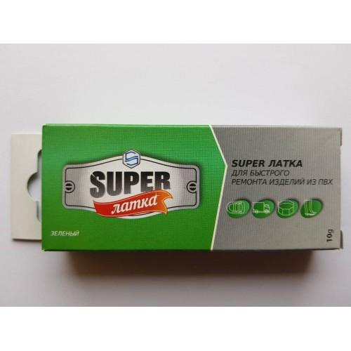 Клей Super латка зелёный